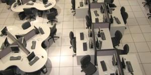 Ruzie op de werkplek
